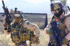 The United States Forces Assisted Somali Commandos in Saakow