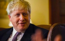 The British Foreign Secretary Congratulates President Farmajo