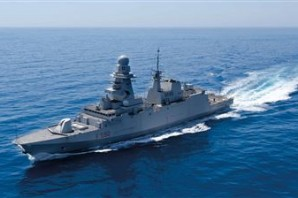 French warship seizes Somalia-bound weapons